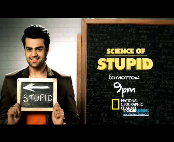 Science of Stupid taught by Manish Paul on NGC